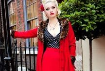 Vintage, Reproduction & Inspired Clothing / by The Chic Guide Loves Fashion