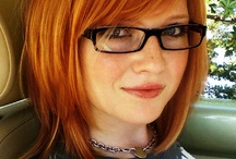 {Hair} / haircut ideas and inspiration; cuts, colors, styles, impiration / by Mary Eichman