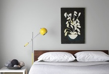 Ideas for a Pretty Bedroom / Pinning my favourite ideas to style your bedrooms