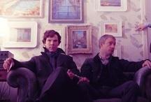 I've Been Sherlocked / AND Watsoned. Best Sherlock and Watson team EVER! Squeeeeeeeeeeee!!!