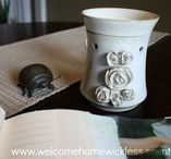Welcome Home Wickless / This board is devoted to my Scentsy business.