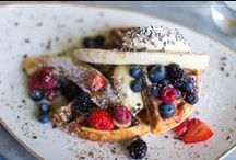 I LOVE ♥ BRUNCH / Favourite breakfast dishes and the best brunch spots in London and abroad