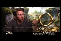 Oz: The Great & Powerful Interviews / by Talking Pictures