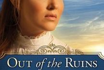 Out of the Ruins, Golden Gate Chronicles Book 1 / Karen Barnett's newest novel, Out of the Ruins, will release May 6, 2014. Set during the 1906 San Francisco earthquake and fires, this story will sweep you into the action. Can love stand when the world is falling to pieces?