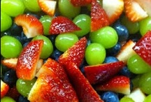 {Fruits} / recipes using primarily fruit. some canning/preserving tips/recipes / by Mary Eichman