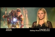 Iron Man 3 / Interviews with the cast / by Talking Pictures