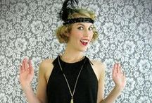 1920s Party  / Are you coming to the 1920s party celebrating the launch of Karen Barnett's debut novel, MISTAKEN? Or just looking for flapper costume ideas? Check it out!