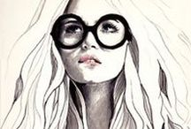 ILLUSTRAITION / Illustration, Graphic Design