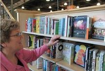 Book Sightings/Reader Pics / Novels by Karen Barnett spotted on store shelves and in the hands of happy readers.