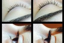 Xtreme Lashes By Tori / Before and after pictures of the Xtreme Eyelash Extensions by our very own Tori