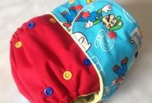 Fluffy Butts / Cloth diapers! / by Nicole