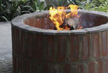 Fire & Water Garden Features / by Barbara Peers Robeson