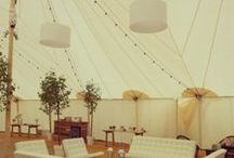 Sperry tent launch / Styling ideas from our Sperry tent launch. #papakata #lucymacnicollflowers #newbyhall