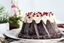 *A Sweet Christmas* / Get into the festive spirit with these Christmas dessert recipes!