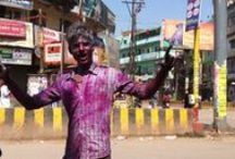 Varanasi, India / My visit to Varanasi, India during HOLI festival March 2015. My second Digital Nomad location.