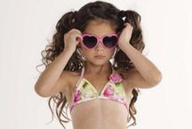 Girls swimwear / Unique, stylish , boutique swimwear for girls.  / by Everything But The Princess
