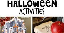 Halloween Ideas / free printables and Halloween activities, costume ideas and more!