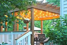 Outdoors / by Thrifty Decor Chick