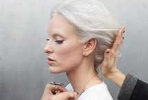 Pinned and Painted / Hairstyles and nail colors on my to-do list / by Laurel Hoffman