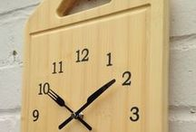 DIY Clocks and Projects / Our collection of the best #DIY #clocks on Pinterest! / by Klockit