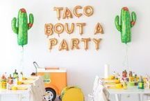 Party! / by Cassie Cooper