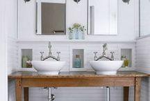Bathroom decorating / Ideas to decorate bathrooms