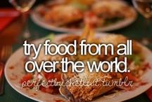 Food: Tapas & Dinners