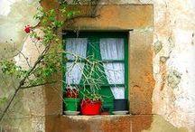 Windows, Balconies / by babybluejb