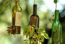 Wine DIY / Fun DIY craft projects for your empty bottles and corks!  / by BR Cohn Winery