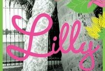 Lilly Pulitzer {Wardrobe}