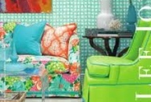 Lilly Pulitzer {Home}