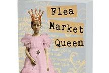 ~Flea Markets,Thrifts, tips,& ideas~ / by Christina Williams