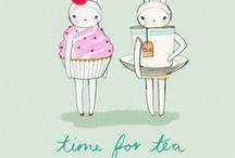 Foodie - Tea Party