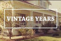 Vintage Years / B.R. Cohn through the years!