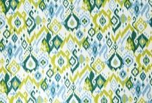 Color Trend: Emerald / A collection of fabrics in Pantone's 2013 Color of the Year from our family of brands.