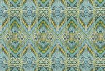 Ikat Fabrics / A collection of ikat fabrics from our family of brands.