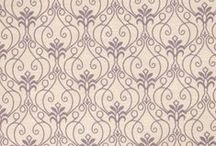 Color Trend: African Violet / A collection of African Violet fabrics and trimmings from our family of brands.