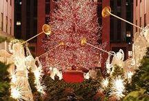 Happy Holidays from New York City  / by Mandarin Oriental, New York City
