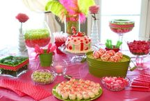 Party Ideas / by Heather Smith