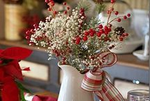 Christmas decorations and crafts / by Heather Smith