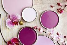 Color Me {Radiant Orchid}
