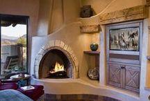 s t y l e: southwestern style / Southwestern home / by z f l i c k a's  Style Blog