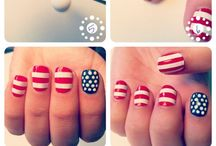 Nail designs / by Heather Smith