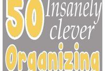 Organizing / by Heather Smith