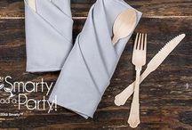 Napkin folding / by Heather Smith