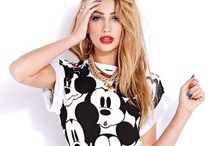 Disney style / Mickey and Minnie Mouse / by z f l i c k a's  Style Blog