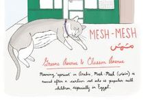 BROOKLYN BODEGA CATS / An ongoing, illustration collection of bodega cats and their homes.