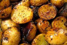Potatoe recipes / by Heather Smith