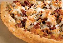 Pizza recipes / by Heather Smith