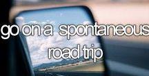 Travel: Road Trip
